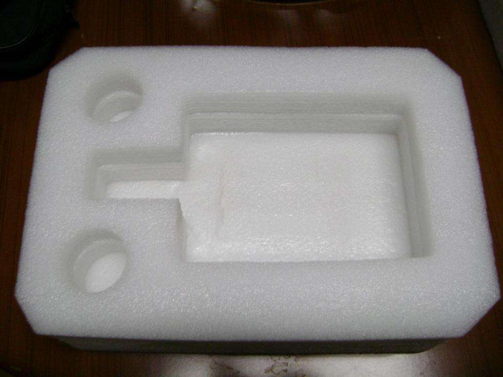 珍珠棉电子产品内衬防震包装材料