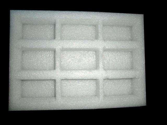 加工定制 epe化妆品珍珠棉包装内衬 珍珠棉盒日用品包装材料抗撞